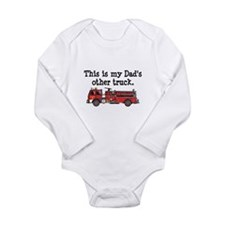 FIRE TRUCK other truck Body Suit