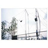 Trapeze School New York, Hudson River Park, NYC, N