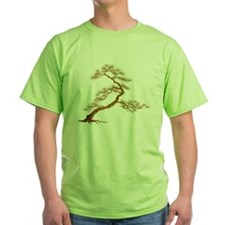 An old pine T-Shirt