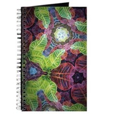 Tropical Plant Kaleidoscope Journal