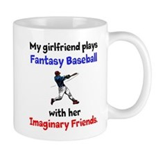 Girlfriend's Imaginary Friends Mug