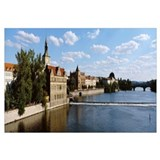 Czech Republic, Prague, Vltava River