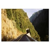 California, Highway 120, Highway in the mountains