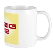 DYSLEXICS UNTIE Coffee Mug