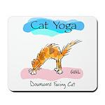 Cat Yoga Mousepad