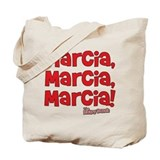 Retro Brady Bunch Tote Bag
