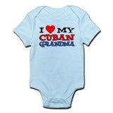Love My Cuban Grandma Infant Bodysuit