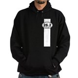Chicago marathon stripe Hoodie