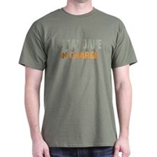 Great Dane IN CHARGE T-Shirt