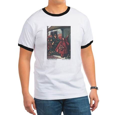 Cole's Red Riding Hood Ringer T