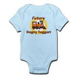 Future Dagny Taggart Infant Bodysuit