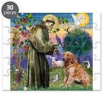 St Francis & Golden Puzzle