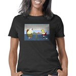 Old farts jokes Fitted T-Shirt