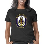 Old farts jokes Women's Fitted T-Shirt (dark)