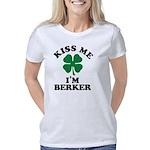Old farts jokes Organic Women's Fitted T-Shirt (da