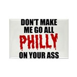 Philadelphia Baseball Rectangle Magnet