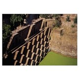High angle view of a bridge, Jodhpur, Rajasthan, I
