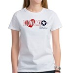 I Love My Airman Women's T-Shirt