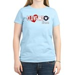 I Love My Airman Women's Light T-Shirt