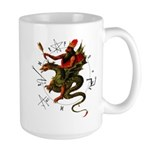 Dragon Rider Large Mug