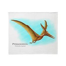 Pteranodon Throw Blanket