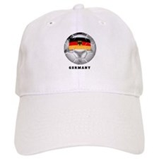 Germany soccer Baseball Cap