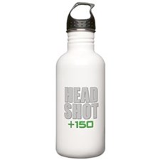 Head Shot +150 Water Bottle