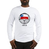 Chile soccer Long Sleeve T-Shirt