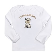 Cute New puppy Long Sleeve Infant T-Shirt