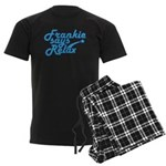 Frankie says relax Men's Dark Pajamas