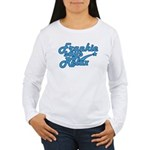 Frankie says relax Women's Long Sleeve T-Shirt