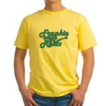 Frankie says relax Yellow T-Shirt