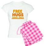 Free Hugs Women's Light Pajamas