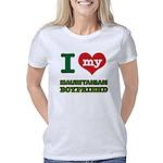 Free Hugs Organic Kids T-Shirt (dark)