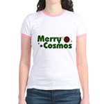 Merry Cosmos Jr. Ringer T-Shirt