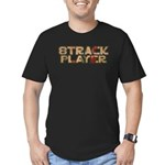 8track Men's Fitted T-Shirt (dark)