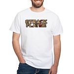 8track White T-Shirt