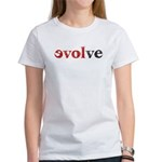 evolve Women's T-Shirt