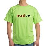 evolve Green T-Shirt