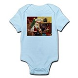 Santa's Therapy Dobie Infant Bodysuit