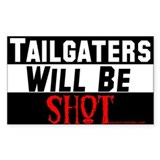Tailgater Decal