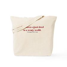 Funny Random acts Tote Bag