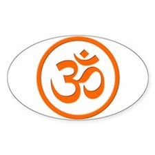 Om or Aum Decal