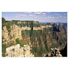 North rim Grand Canyon National Park AZ