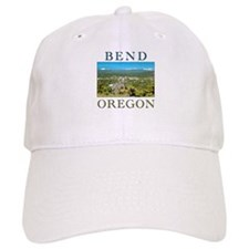 Funny Bend oregon Baseball Cap