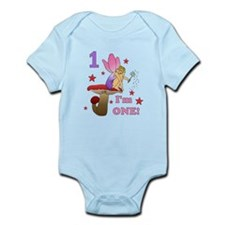 First Birthday Fairy Infant Bodysuit