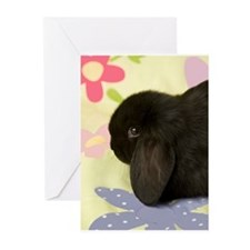 Sweet Pea Bunny Greeting Cards (Pk of 20)