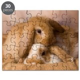 Cuddle Bunnies Puzzle