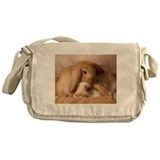 Cuddle Bunnies Messenger Bag