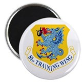 81st Training Wing Magnet